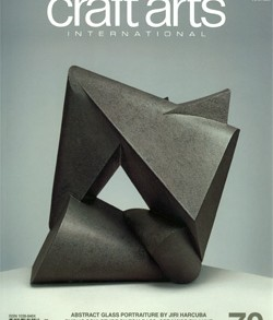 Cover: ANNE CURRIER (US), 'Homage', 2001, glazed ceramic, 63.5 x 61 x 53 cm Refer to pages 38-42